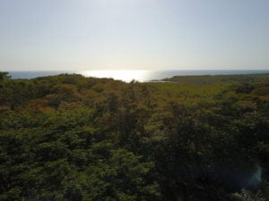25-acre property with gorgeous views of Nahualapa Bay