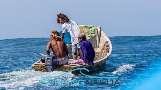 boat trip / fishing trip northern nicaragua